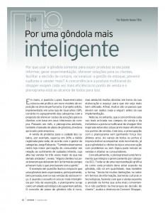 thumbnail of Por uma gôndola mais inteligente